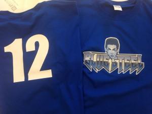 baseball shirt printing
